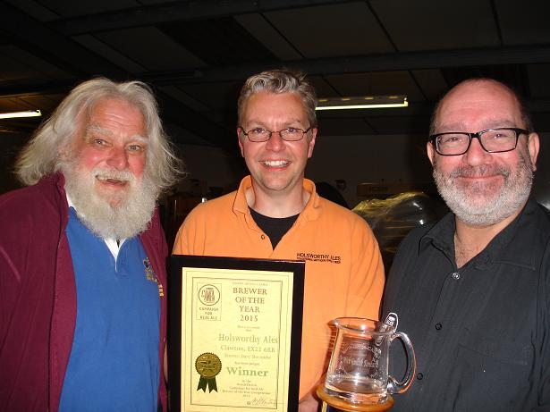 Brewer of Year 2015