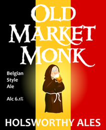 Old Market Monk