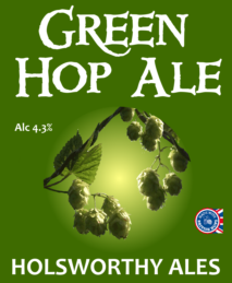 GreenHopAle