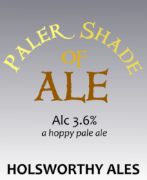 Paler Shade of Ale