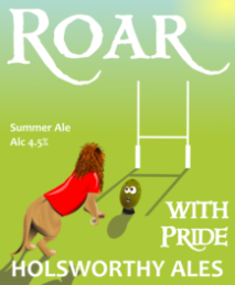 Roar with Pride